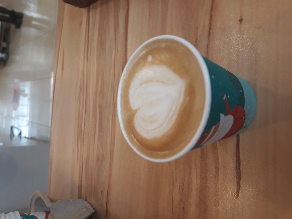 ТЦ «Дарынок» - Очень вкусный кофе
