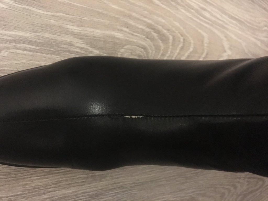 Обувь Antonio Biaggi - претензия на качество обуви