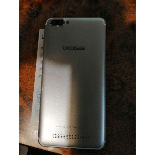 Интернет-магазин FOZI.COM.UA - Doogee X20 1/16Gb Silver