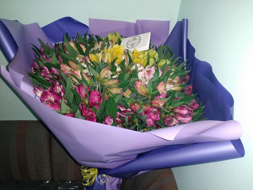 buket24.dp.ua доставка цветов - Спасибо Вам огромное!