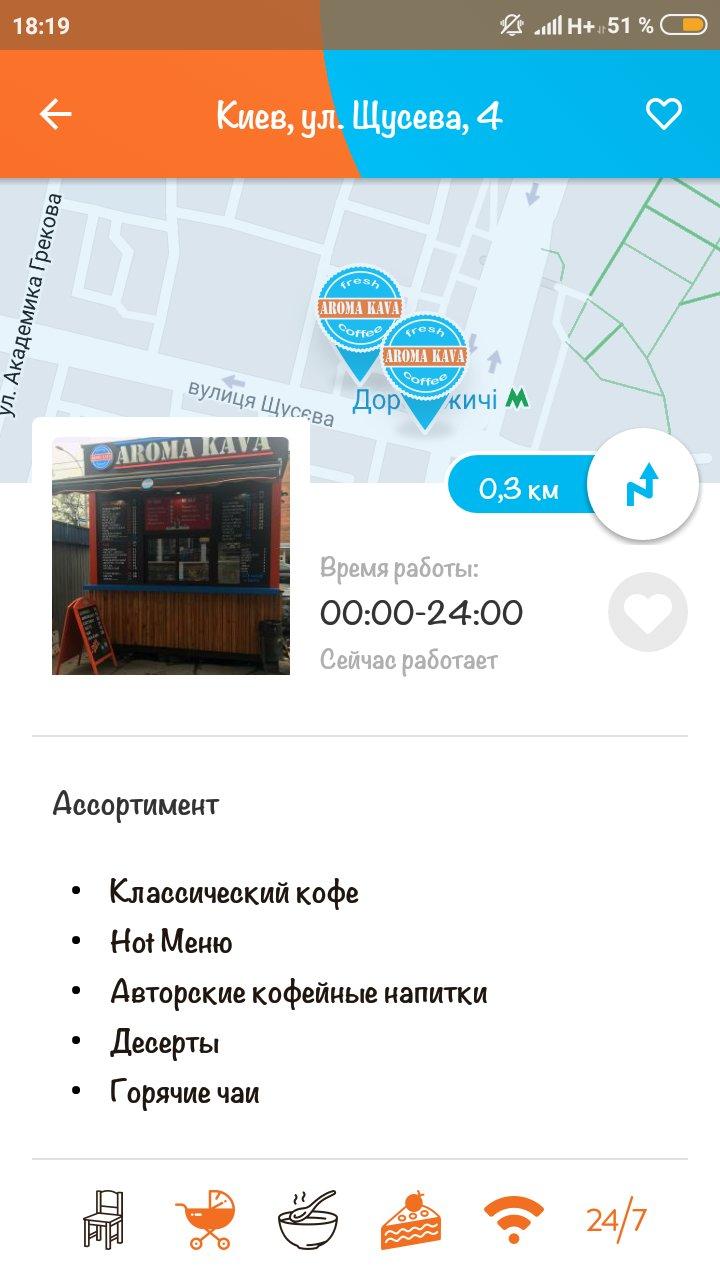 """Сеть кофеен """"Aroma Kava"""" - Полная х**ня"""