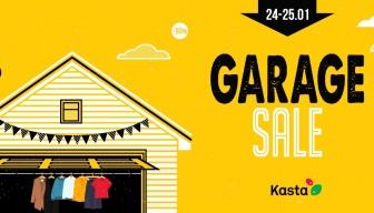 Garage Sale:) 24-25 січня