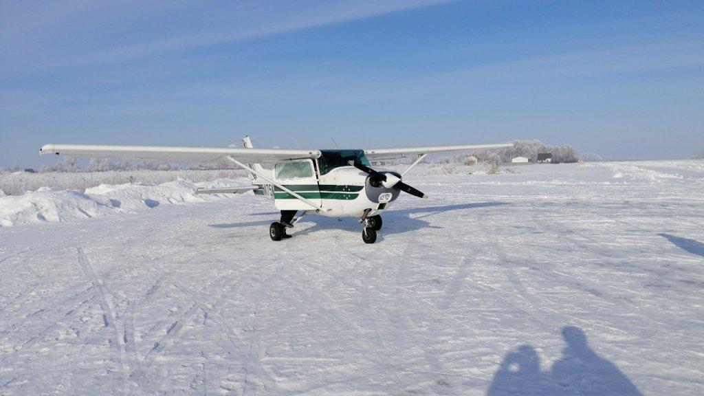 Go-Go.UA Магазин подарков - Полет на самолете Cessna 172