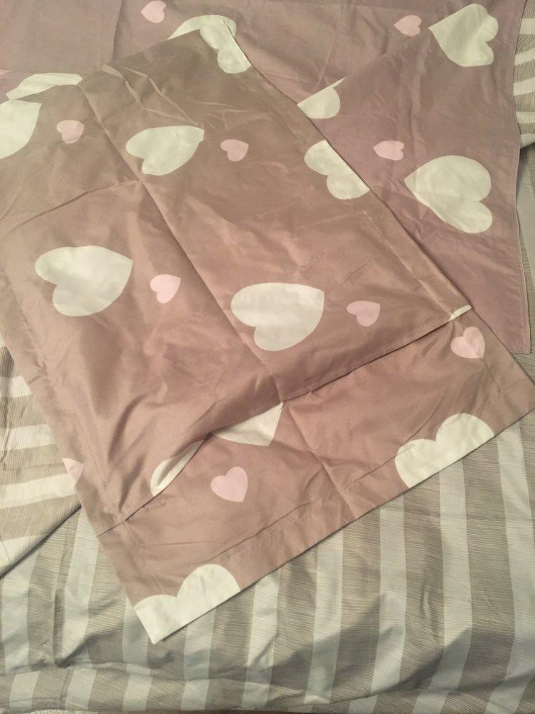 Интернет-магазин Berni - Berni Комплект постельного белья Белое сердце (полуторный)