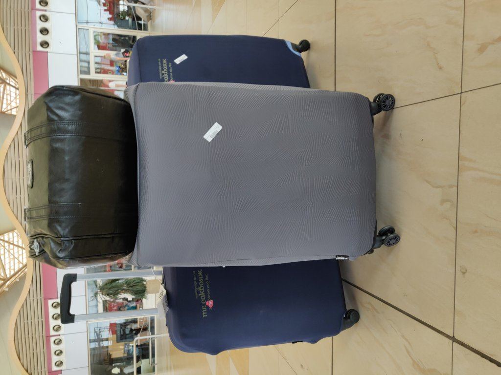 Чехол для чемодана - Чехлы на чемоданы Coverbag