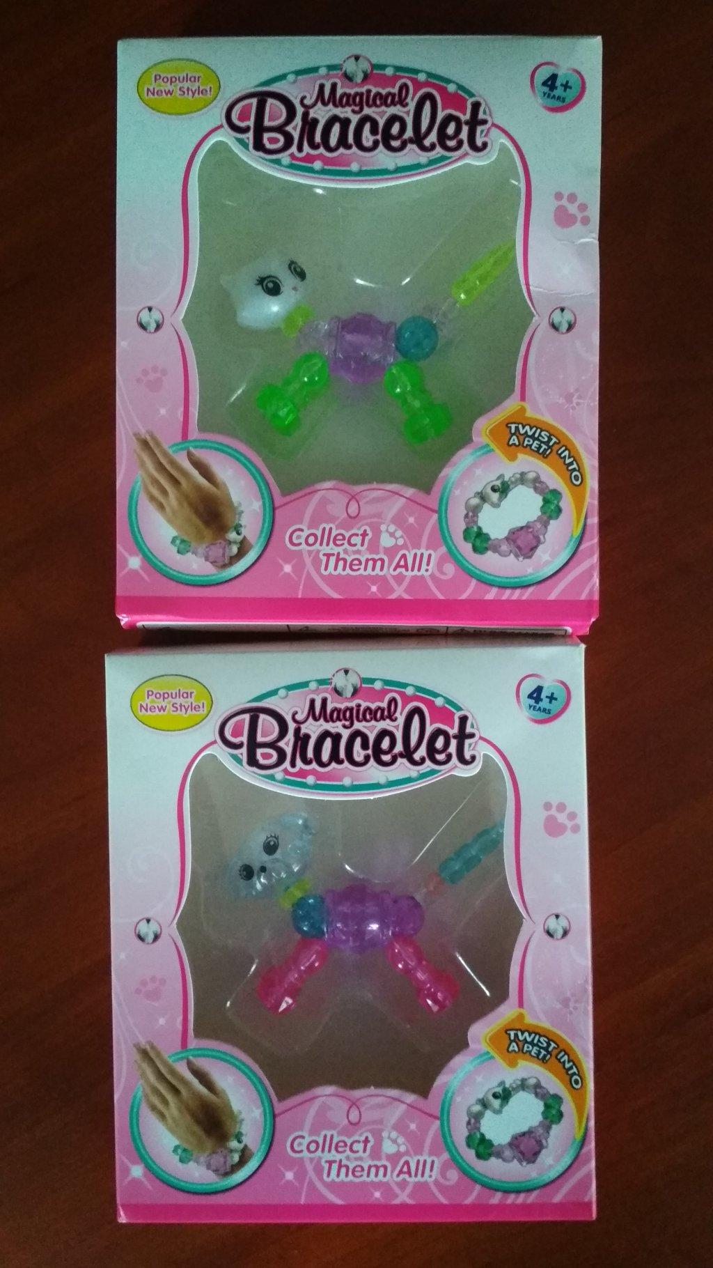 Интернет-магазин Цитрус (citrus.ua) - Браслет-Игрушка для девочек Twisty Pets