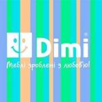 Фабрика дитячих меблів DIMI
