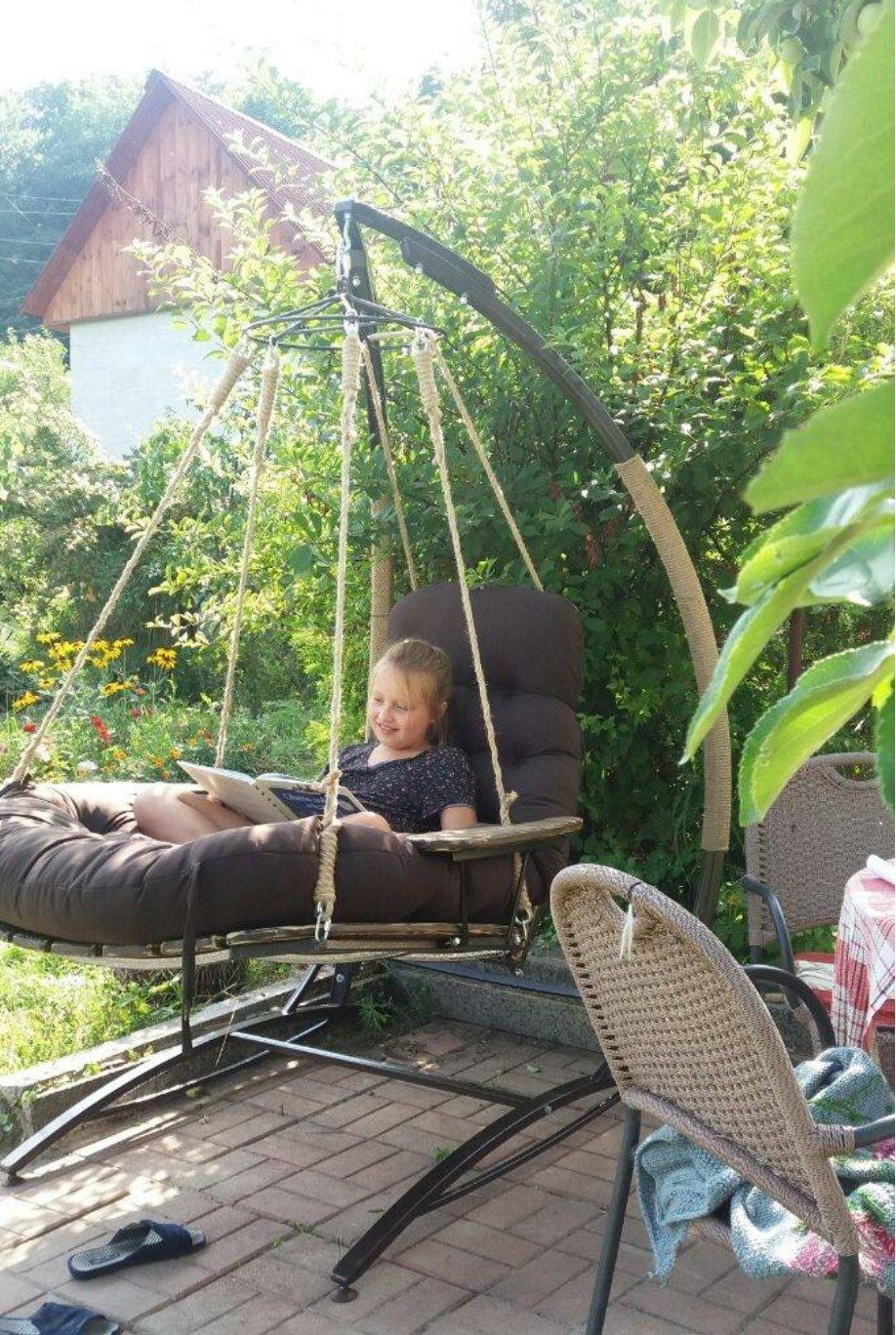 Comfort Market - Подвесное кресло качели Эго - великолепный выбор для дома и сада!..