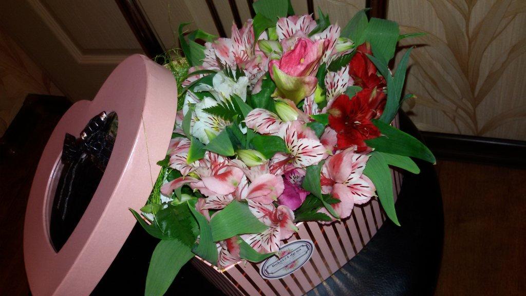 buket24.dp.ua доставка цветов - Высокое качество обслуживания всем рекомендую