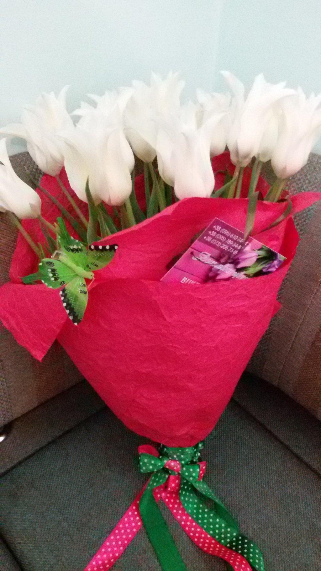 buket24.dp.ua доставка цветов - Очень хороший магазин. ВЛАДА, вы мастер своего дела. Советую всем обра