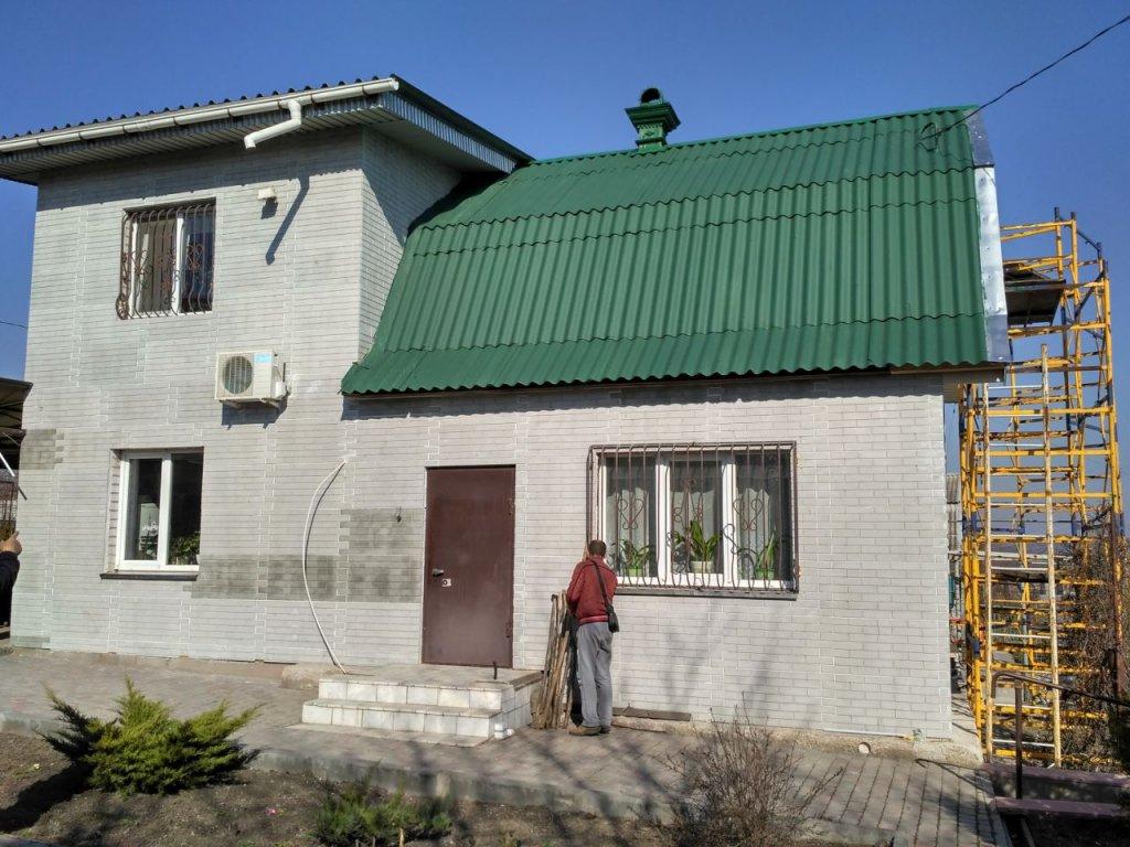Запорожский магазин кровельных материалов - Купили лучший профнастил в Запорожье
