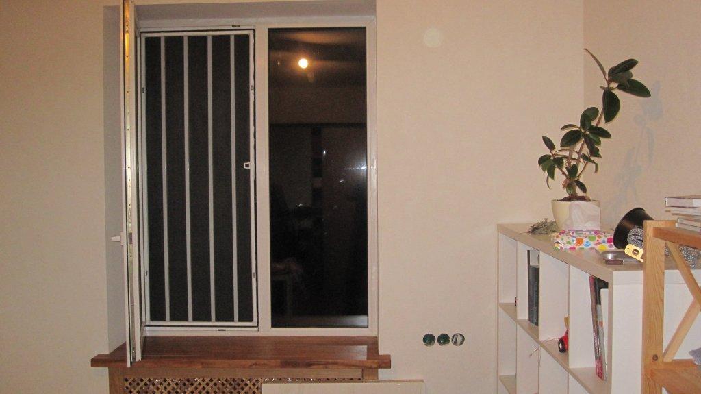 Детская защитная решетка на окно беби stop - Детская защитная решетка на окно БЕБИ Stop-надежная защита.