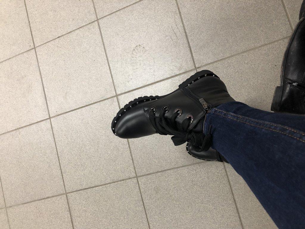 Pratik интернет-магазин - Спасибо, за идеальные ботинки