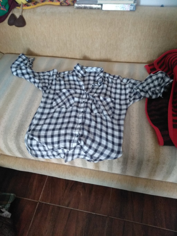 Colin's - Жах, сорочка розлізлися по швах в перший день