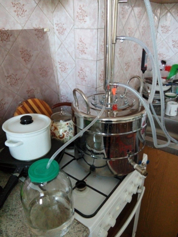 Aquagradus фабрика дистилляторов и пивоварен - Все нравится