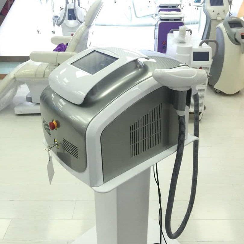 Asa Laser Cosmetic - ASALC лазер для удаления татуировок и лазерного карбонового пилинга