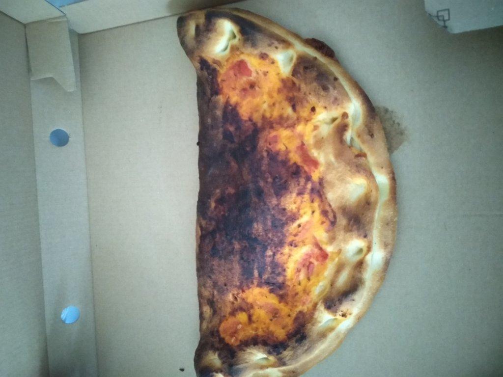 Пицца Челентано - Принесли НЕГРА