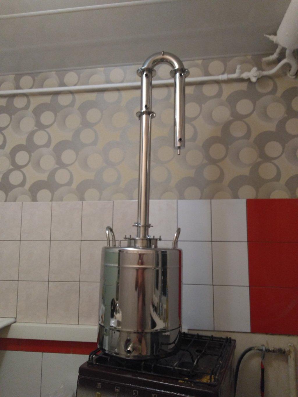 Aquagradus фабрика дистилляторов и пивоварен - Радует взгляд