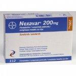 Нексавар (Nexavar) отзывы