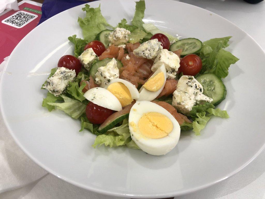 Ресторан Salateira - Салатерия в Лавина Молл