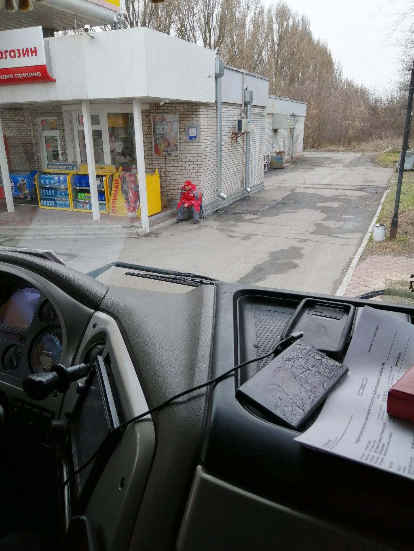 АЗС ШЕЛЛ Запорожье улица тиражна 70 - Отак соблюдаются инструкции при приёме газовоза