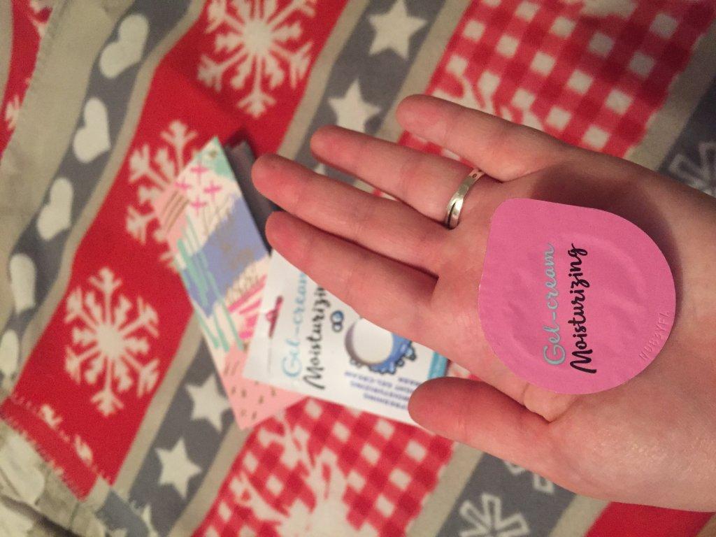 Маска для лица ночная Лэтуаль Gel-cream moisturizing - Тест маски ночной для лица от Лэтуаль gel-cream moisturizing
