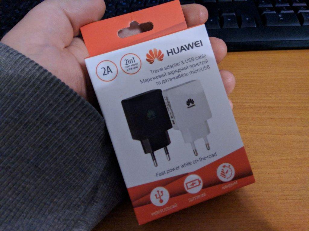 belker.com.ua интернет-магазин - Зарядка Huawei