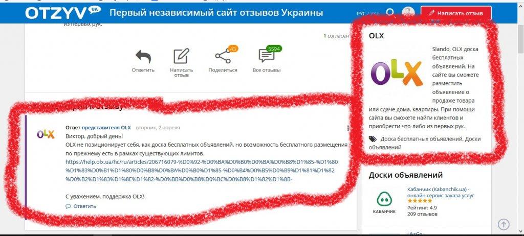 c2a29f997833c Отзывы о OLX: Slando, OLX доска бесплатных объявлений...... - Первый ...