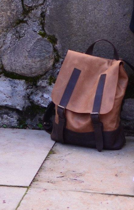 boorbon.com интернет-магазин - Рюкзак из кожи на подарок жене