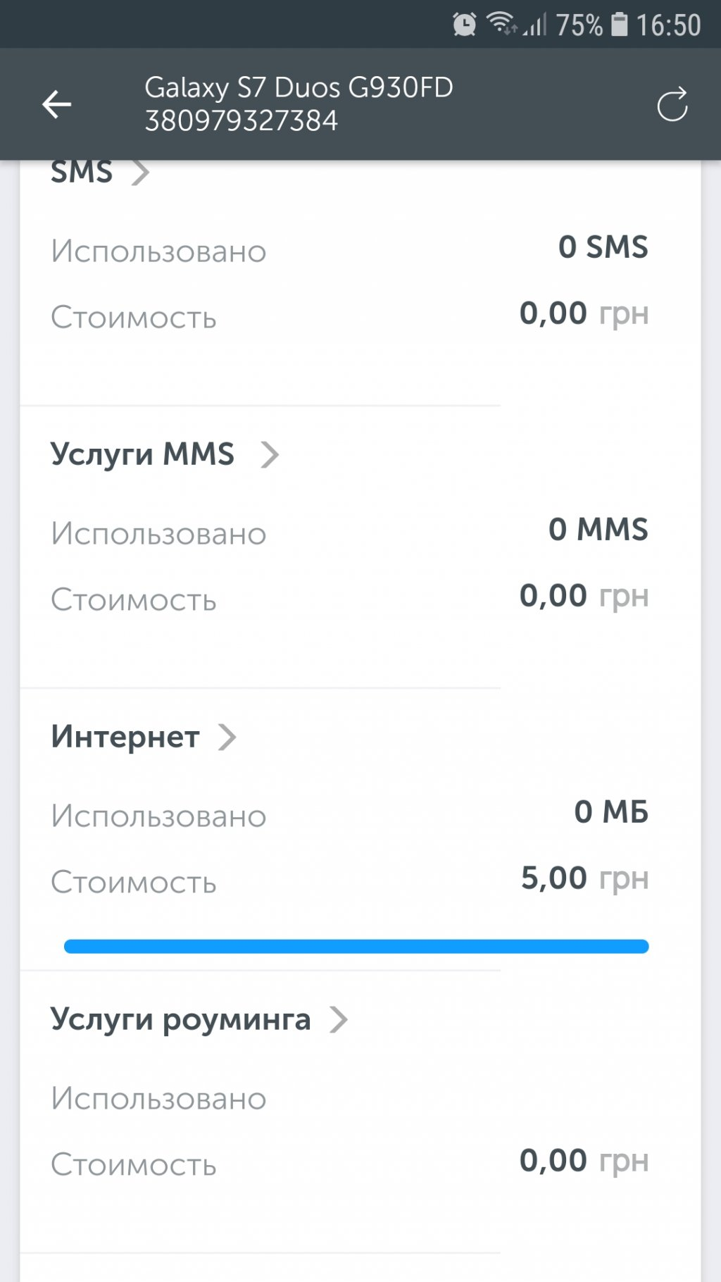 Доказательства отзыва о компании Киевстар (Kyivstar) №777