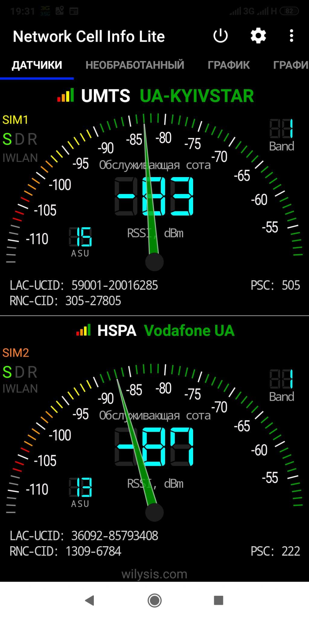 Vodafone Украина - Пропадает 4G
