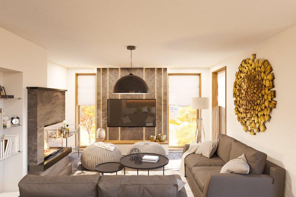 Дизайн студия - Разработка дизайн-проекта дома от Design Progress