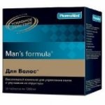 Man's formula Потенциал форте відгуки