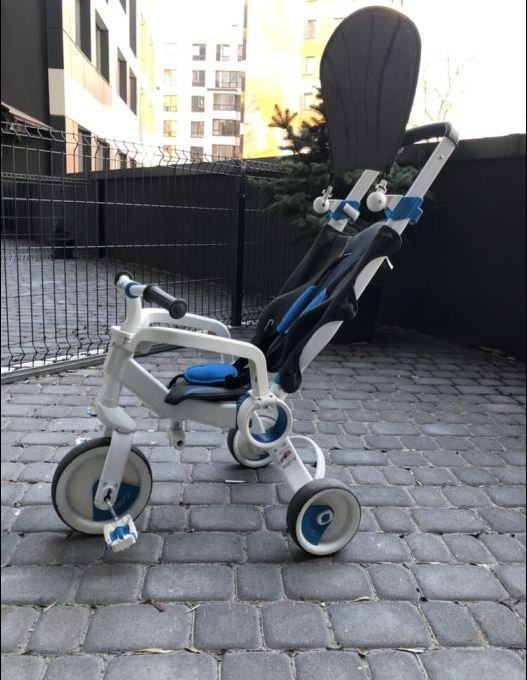 Велосипед Galileo - Очень крутой велосипед