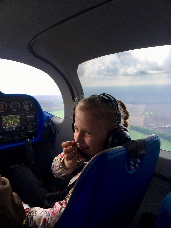 Donum - Політ на літаку