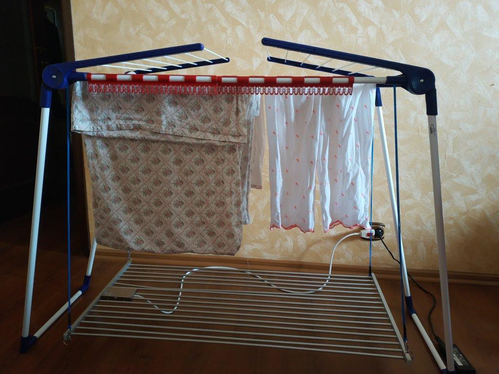 Электрическая сушилка для белья IWARUM 150 - Дуже потрібна , все ж таки!!!!