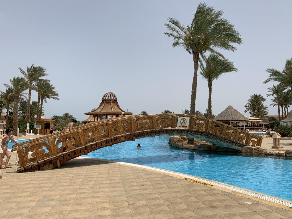 Parrotel Beach Resort (Египет, Шарм-ель-Шейх) - Шикарный вариант для семейного отдыха