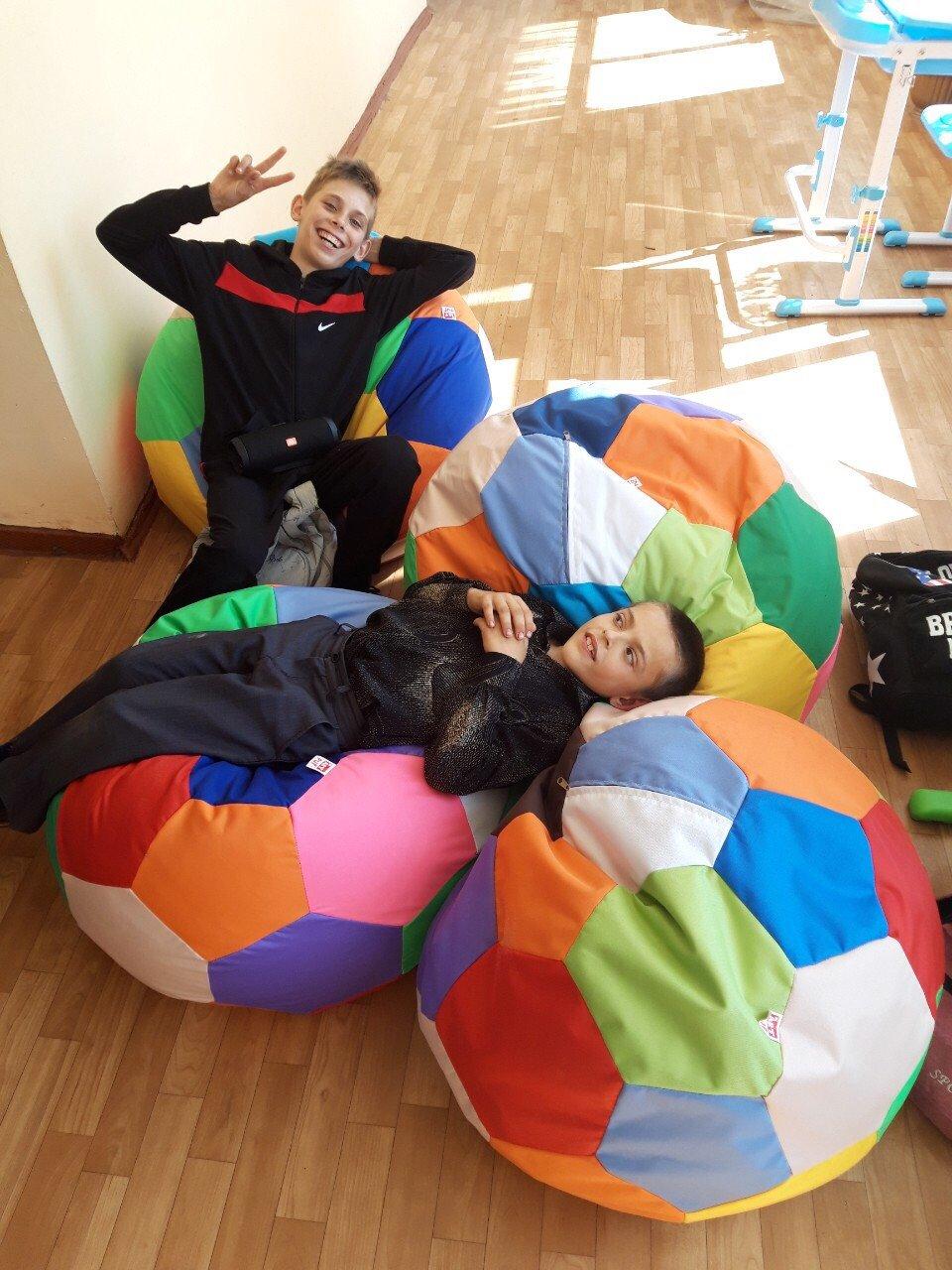 Art-Puf магазин кресел мешков - отзыв кресло мяч