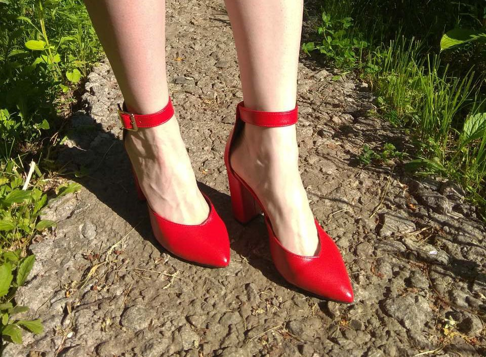 Интернет-магазин Sollorini.com.ua - Благодарим за красивые туфли