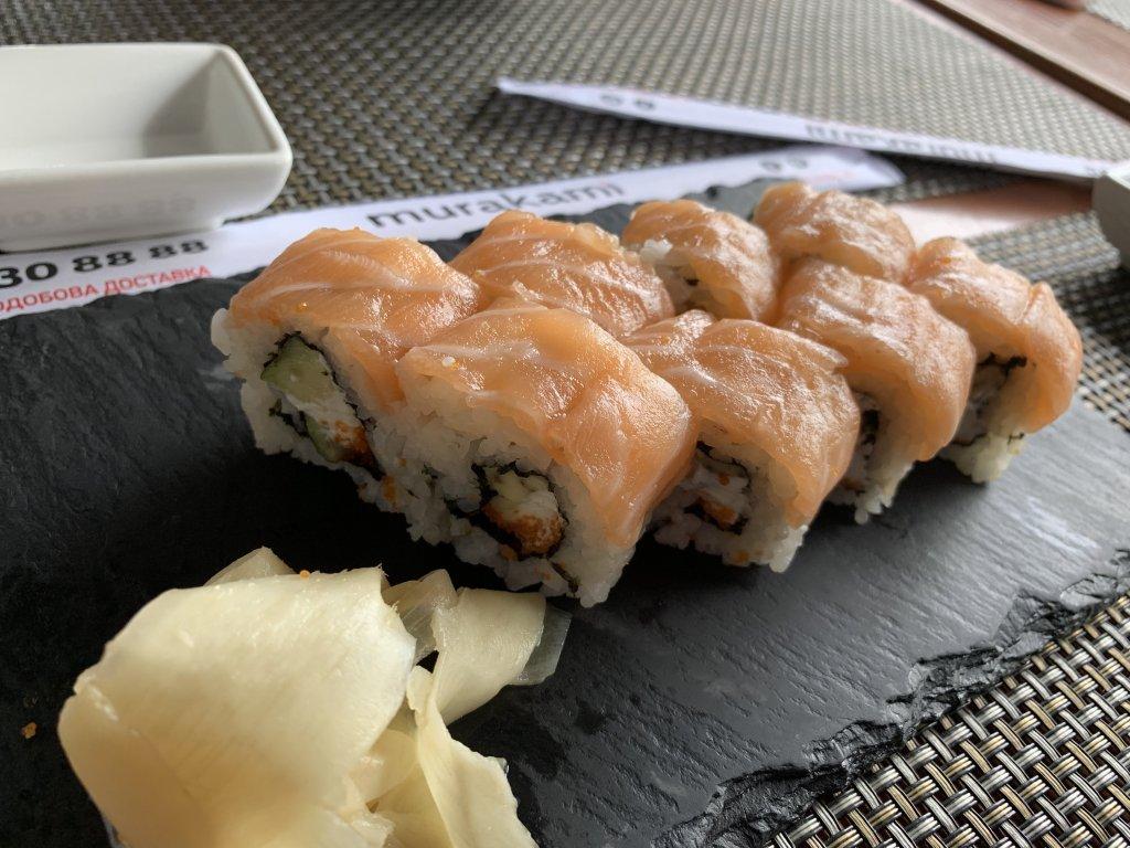 Мураками - Роллы ужасные