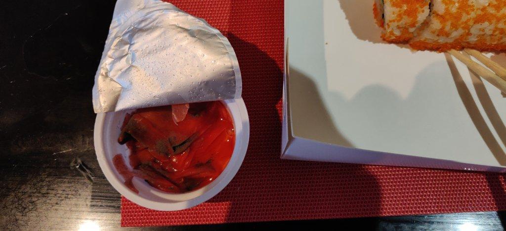 Суши-ресторан Casta в Киеве - Отвратительно!!!