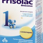 Frisolac с нуклеотидами отзывы
