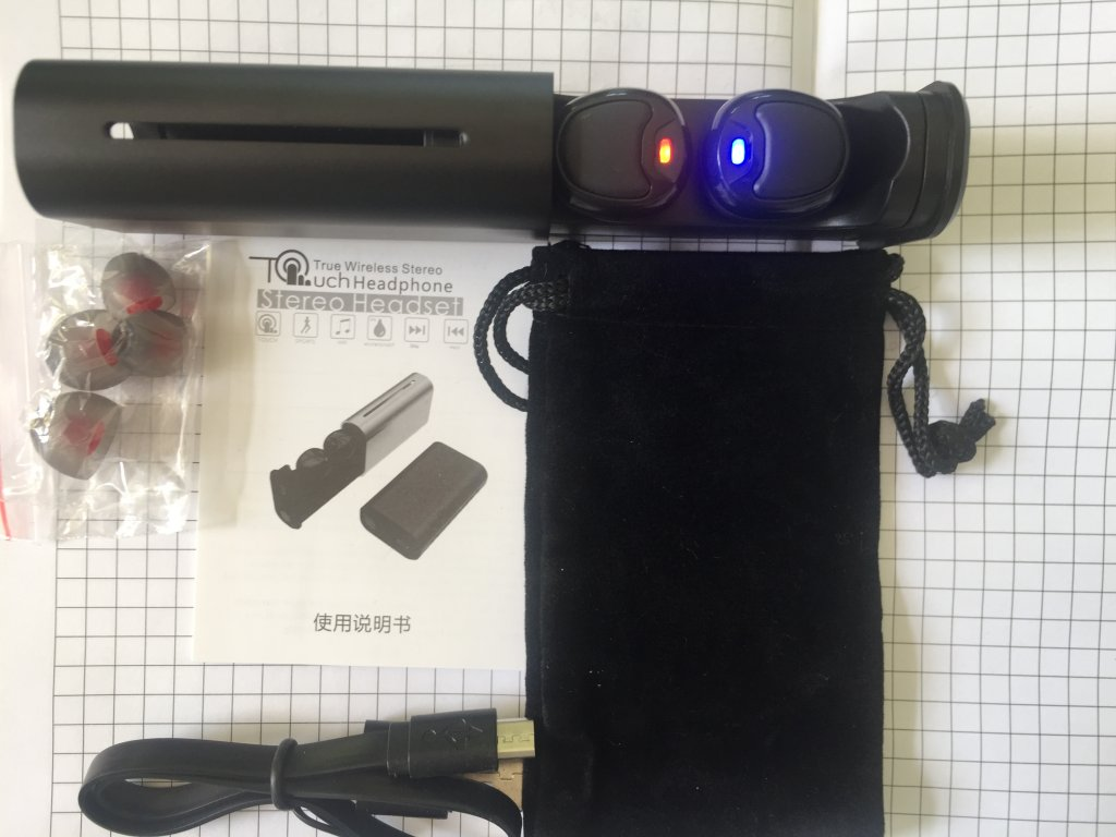 Беспроводные наушники Wi-pods G1 - Беспроводные наушники Wi-pods G1