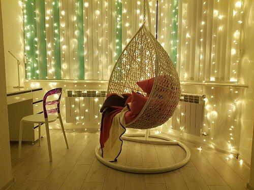 Avitex.com.ua интернет-магазин - Отзыв подвесное кресло из ротанга