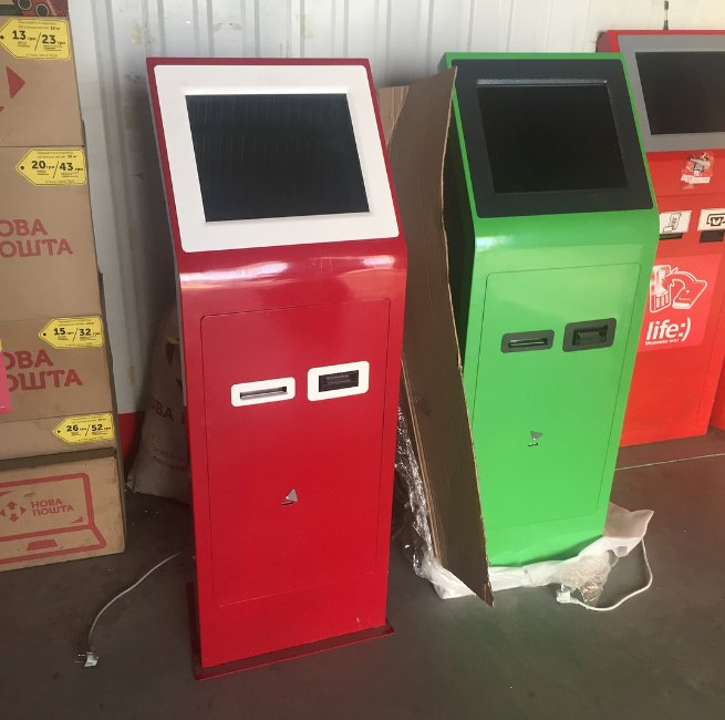 Moneybox - мои Отзывы о платежном терминалеMoneybox.net.ua