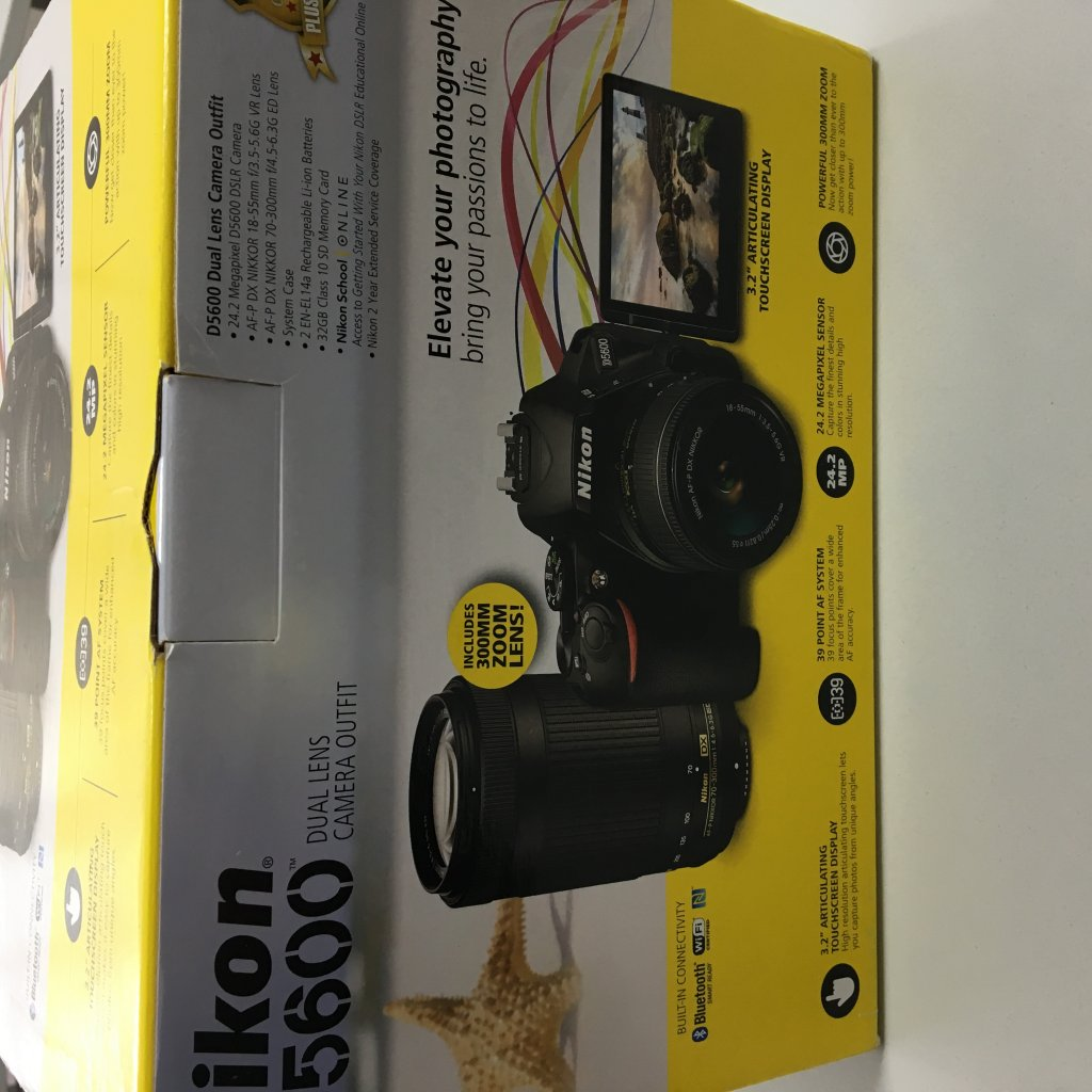 Stylus, интернет-магазин - Nikon 5600D с подарками