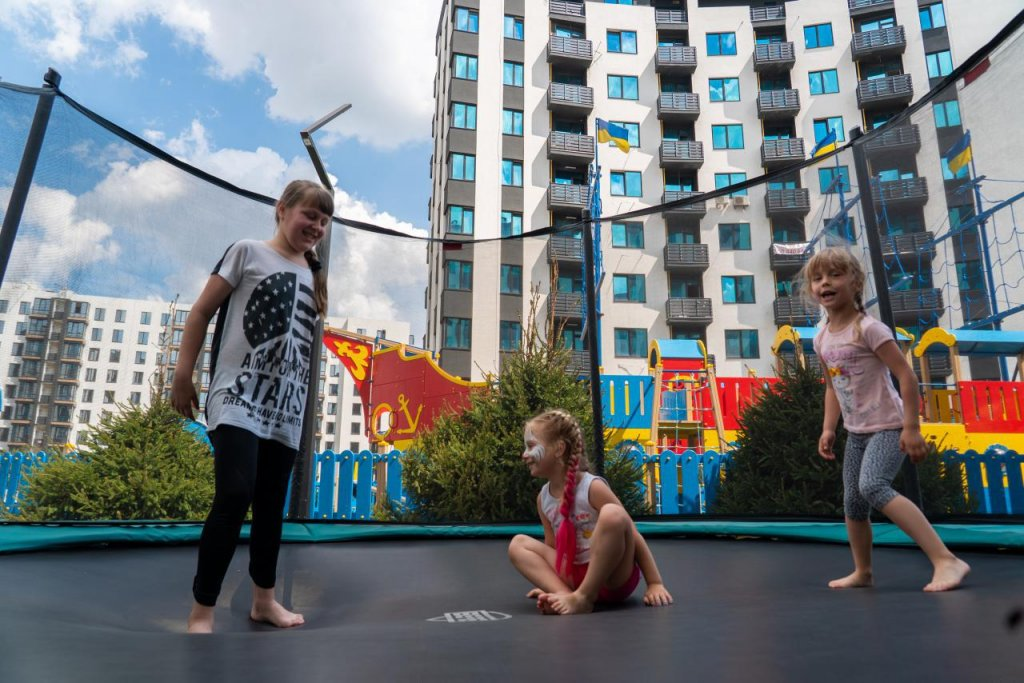 ЖК Уютный квартал (Киев) - В Квартале прошла благотворительная Ярмарка Хорошего Настроения