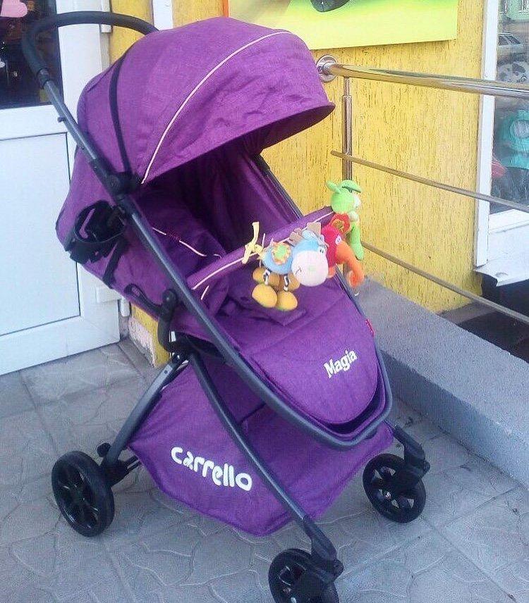 Коляска Carrello Magia - необычная коляска