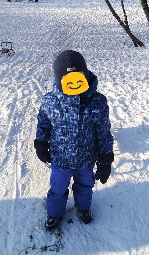 Производитель детской одежды ТМ Be easy - Наша любимая зимняя одежда Be easy. Шлем и комбинезон