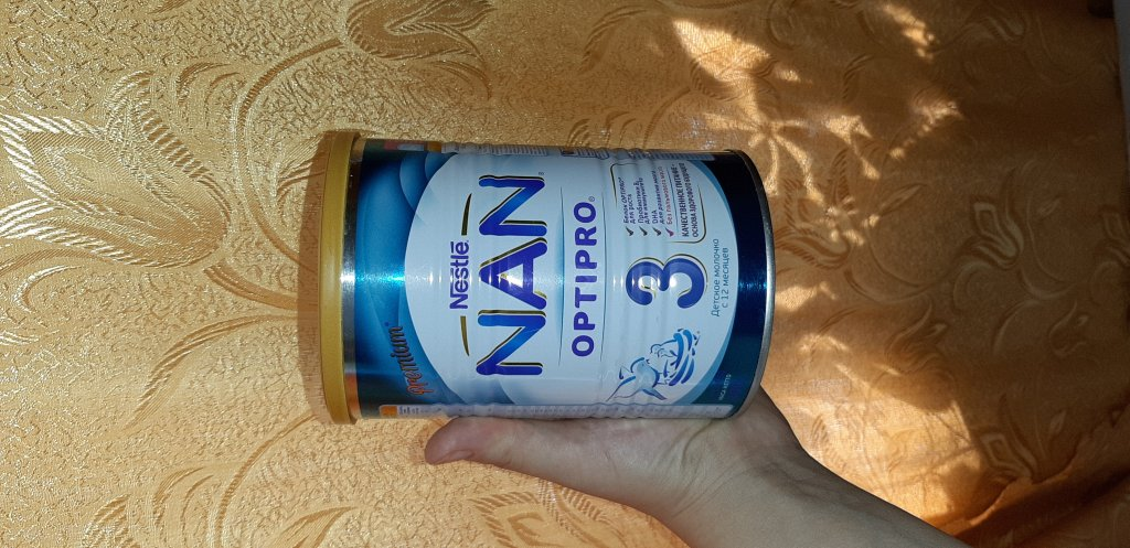 НАН - NAN optipro 3
